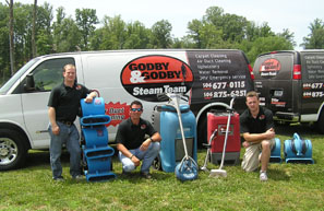 Godby and Godby Steam Team, Carpet and Upholstery Cleaning, Air duct cleaning, Water Removal